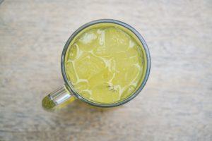 レモン白湯の作り方