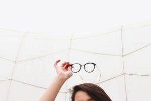 メガネからコンタクトに変える流れ