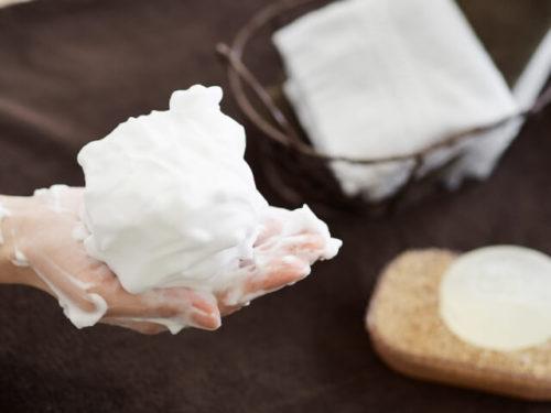 ニキビ予防のための正しい洗顔方法