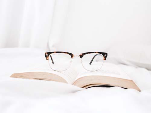 メガネの種類