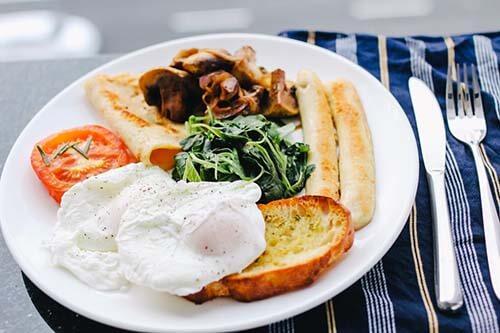 【朝ダイエット】②朝食をきちんと取る